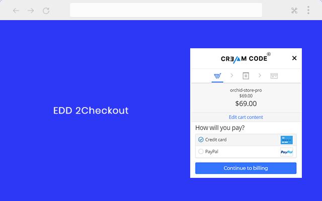 Addonify EDD 2Checkout Inline Payment Gateway 1